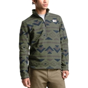 The North Face Gordon Lyons Novelty Quarter Zip Jacket