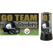 NFL Team Rotating Lamp