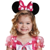 Disguise Ltd. Girls Minnie Mouse Lite Up Ears