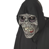 California Costumes Night Fiend Ani Motion Mask