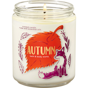 Bath & Body Works Fall Traditions: Autumn Single Wick Candle