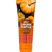 Bath & Body Works Fall Traditions: Body Cream, Sweet Cinnamon Pumpkin