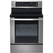 LG 6.3 cu. ft. Freestanding Electric Single Oven Range with EasyClean