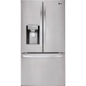 LG 26 cu. ft. Smart Wi-Fi Enabled French Door Refrigerator