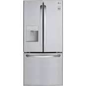 LG 22 cu. ft. French Door Refrigerator