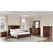 Abbyson Lancaster 6 pc. Bedroom Set