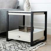 Abbyson Carina End Table