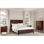 Abbyson Lancaster 4 pc. Bedroom Set