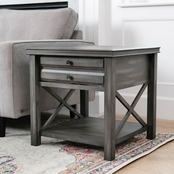 Abbyson Francesca End Table