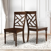 Abbyson Kersey Dining Chair 2 pk.