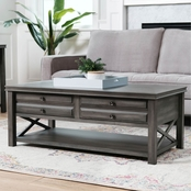 Abbyson Francesca Coffee Table