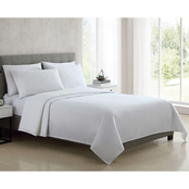 1888 Mills Freshee Bedding White Sheet Set