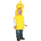 Disguise Ltd. Toddler Kids Big Bird Vest, (1-2)
