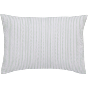 Southern Tide Sandbar Stripe 14 x 20 Ivory Decorative Pillow