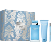Dolce & Gabbana Light Blue Eau Intense Pour Homme 3 pc. Gift Set