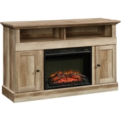 Sauder Cannery Bridge Collection Media Fireplace
