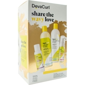 DevaCurl Share The Wavy Love 4 pc. Gift Set