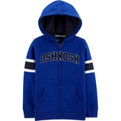 OshKosh B'gosh Little Boys Zip Fit Logo Hoodie