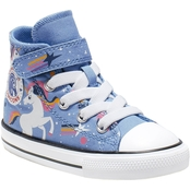 Converse Girls CTAS 1V Hi TG Shoe