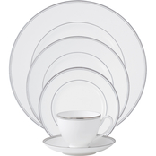 Waterford Kilbarry Platinum 5 pc. Place Setting