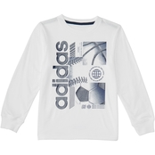 adidas Toddler Boys Multi Sport Tee