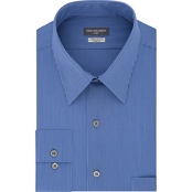 Van Heusen Flex Collar Stretch Fabric Regular Fit Dress Shirt