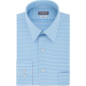Van Heusen Flex Collar Stretch Fabric Long Sleeve Regular Fit Dress Shirt