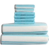 1888 Mills Freshee 8 pk. Striped Bath Set