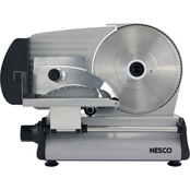 Nesco FS 250 Food Slicer with 8.7 in. Blade