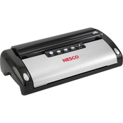 Nesco VS-02 Deluxe Vacuum Sealer with Bag Cutter