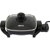 Nesco ES-08, 8-inch Electric Skillet