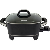 Nesco ES-12, 12-inch Deep Electric Skillet
