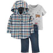 Carter's Infant Boys 3 pc. Set