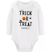 Carter's Infant Boys Trick or Treat Yourself Bodysuit