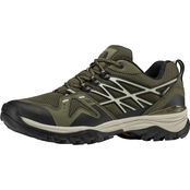 The North Face Hedgehog Fastpack GTX Hiker Taupe Green Shoe