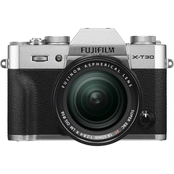 FujiFilm X-T30 Mirrorless Camera with XF18-55mmF2.8-4 R Lens
