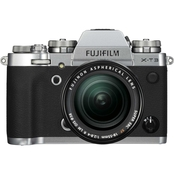 FujiFilm X T3 Mirrorless Camera with XF 8 to 55mm Lens