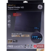 GE ultraPro Signal Finder Amplified TV Antenna