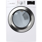 LG 7.4 cu. ft. Ultra Large Capacity Smart Wi-Fi Enabled SteamDryer