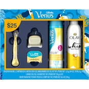 Venus ComfortGlide Coconut Shave Holiday Gift Pack