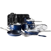 Blue Diamond 20 pc. Cookware Set
