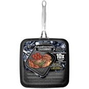 Granite Stone Diamond 10.5-inch Nonstick Grill Pan