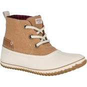 Sperry Women's Schooner 3-Eye Boot