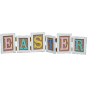 Gigi Seasons Block-Style Easter Sign