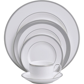 Vera Wang Wedgwood Grosgrain 5 pc. Place Setting