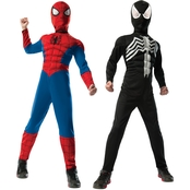 Spiderman Reversible Dlx Child