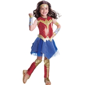 Wonder Woman Child Dlx Sm
