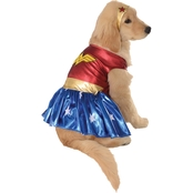 Pet Costume Wonder Woman Lg
