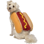 Rasta Imposta Hot Dog Dog Costume