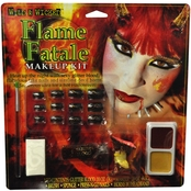 Fun World Flame Fatale Wild With Makeup Kit